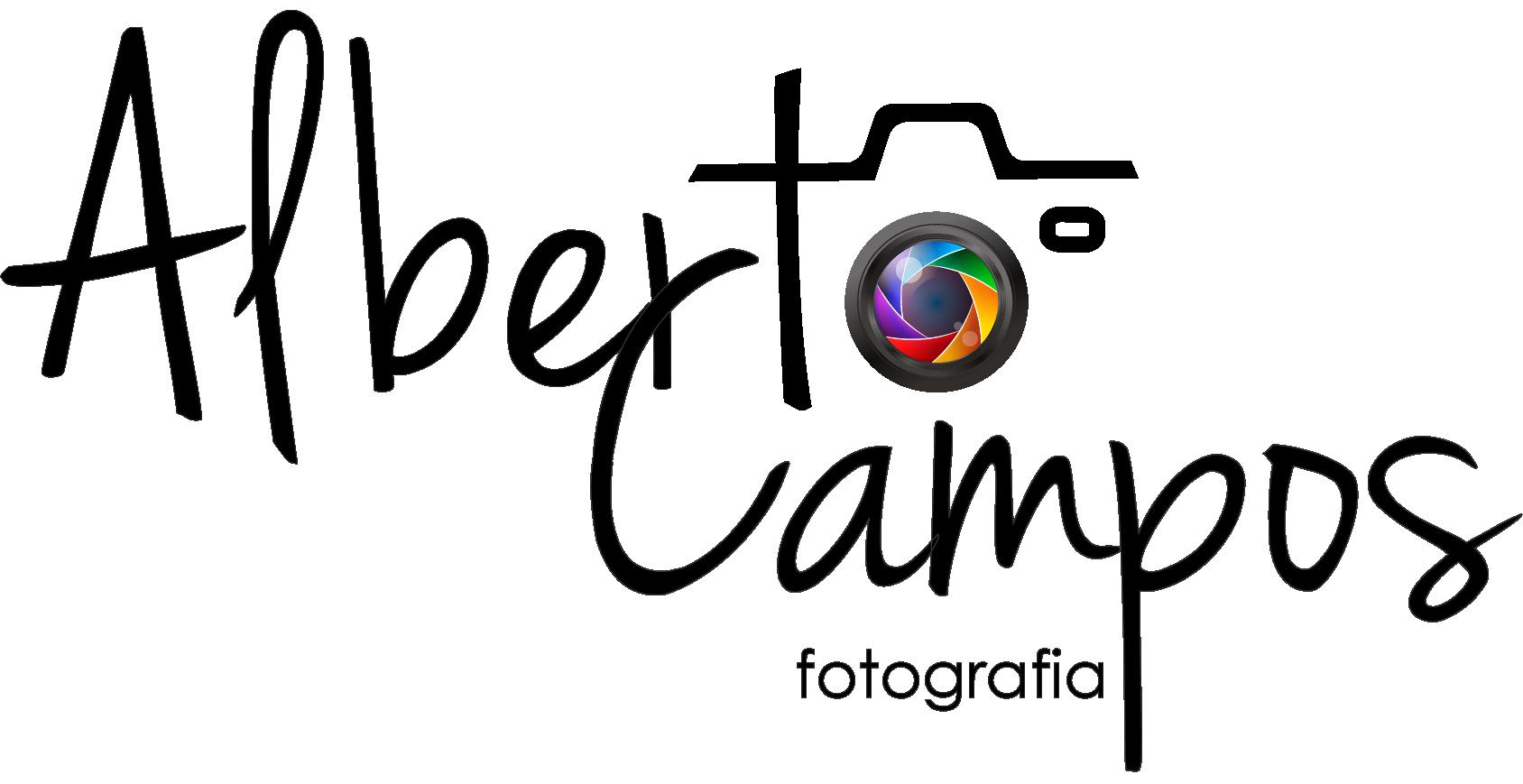 Logomarca Alberto Campos Fotografia